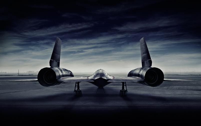 SR-71 Blackbird Blair Bunting