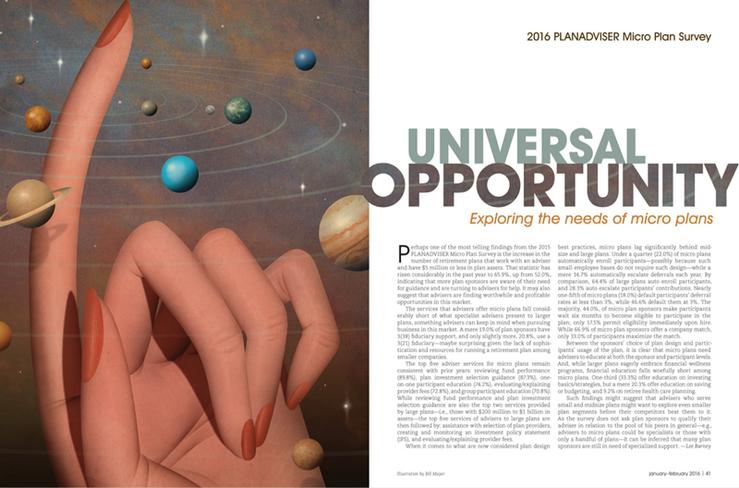 Universal Opportunity Plan Advisor