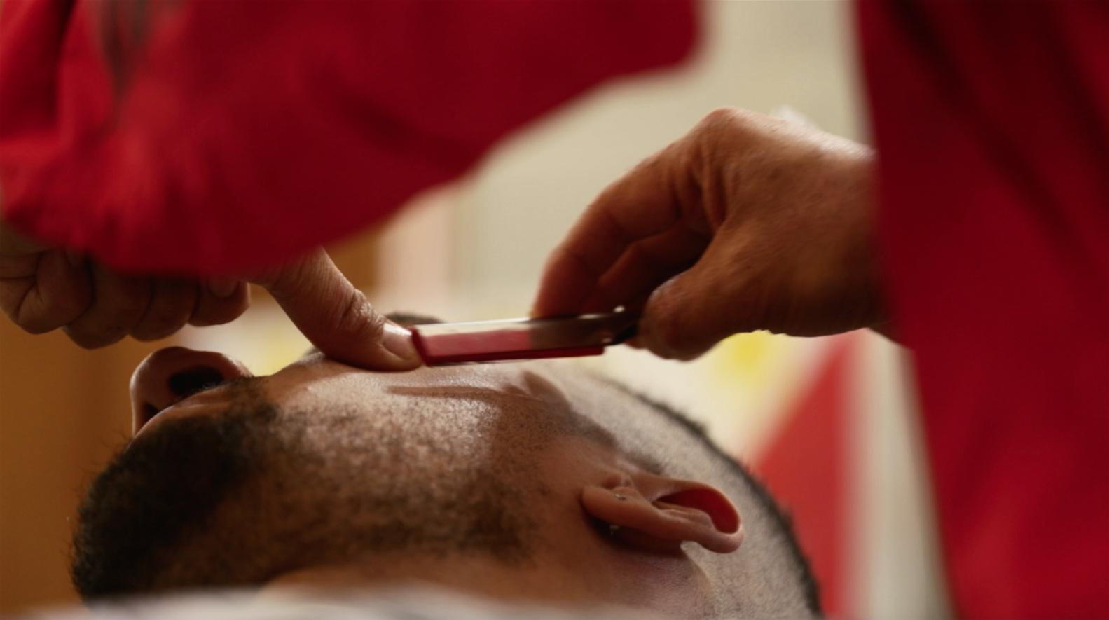 Haircut at Legends Jay R Mallari