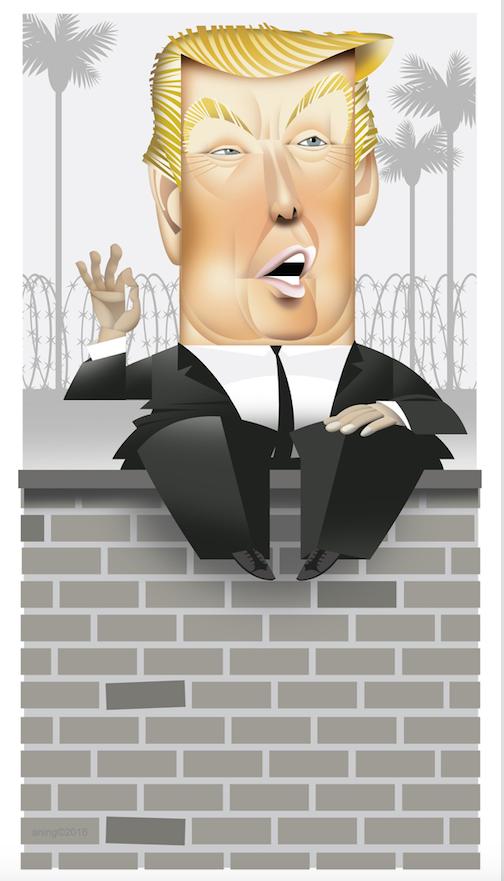 Trump Trumpity