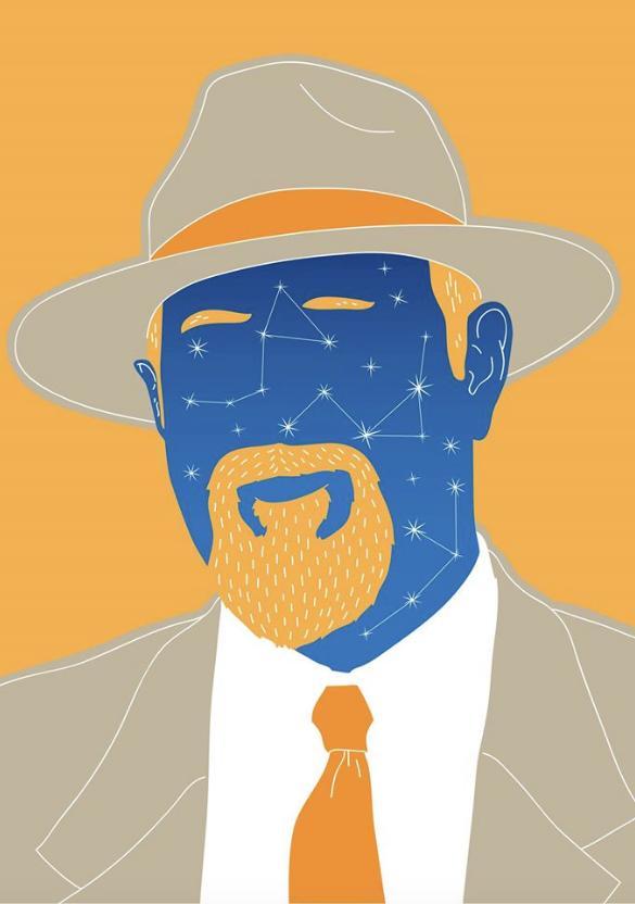 Portrait of Richard Salzman