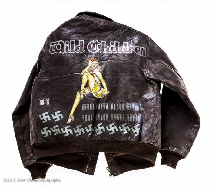 WWII flight jacket