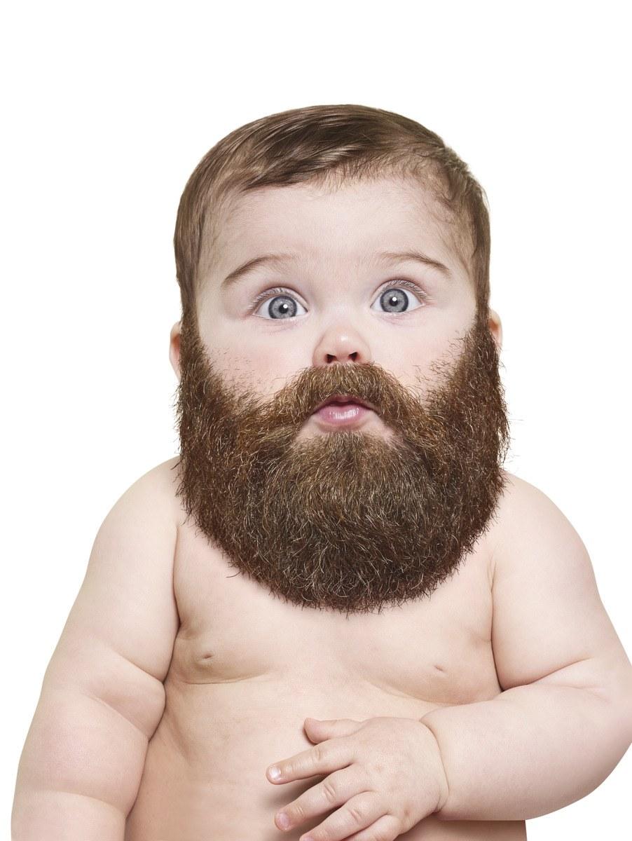 Bearded Baby