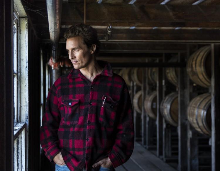 Matthew McConaughey for Wild Turkey
